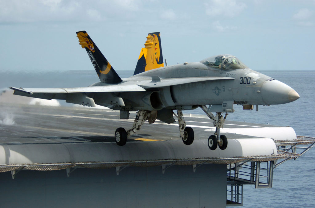 MacDill F/A-18 Hornet Training Could Produce Sonic Booms ...