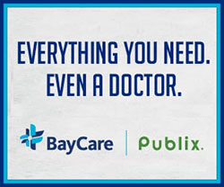 Everything You Need. Even a Doctor - BayCare | Publix November, 2019