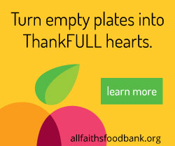 All Faiths Food Bank - ThankFULL Hearts