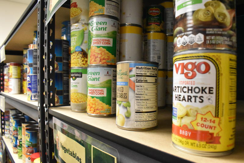 USF's Food Pantry Initiatives Fight Student Hunger, Stigma